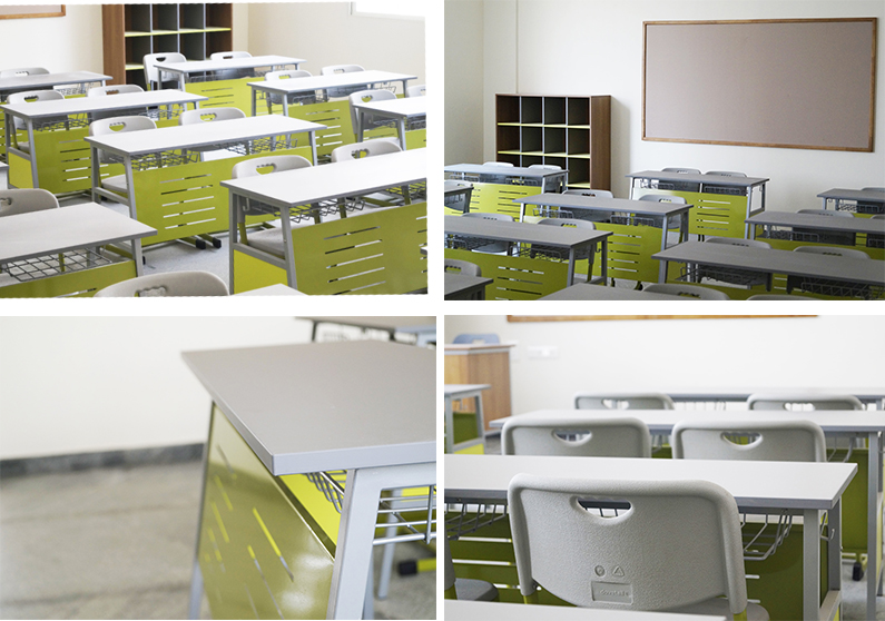 Dovetail Furniture helps National Public School Creates Flexible Learning Space