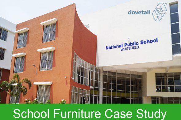 Dovetail Furniture helps National Public School Create Flexible Learning Space