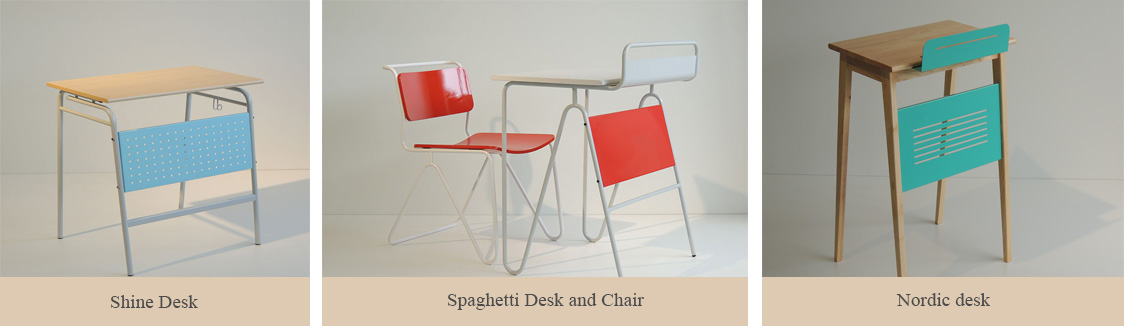 The Future Learning Environment Classroom Furniture Collection